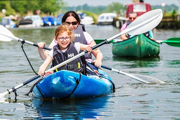 Hipperson's kayaking