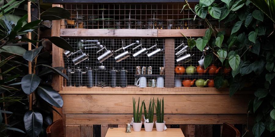Cafe Jungle at Urban Jungle