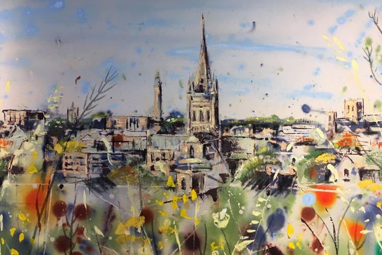Norwich by Rachel Dalzell (Capital Culture)