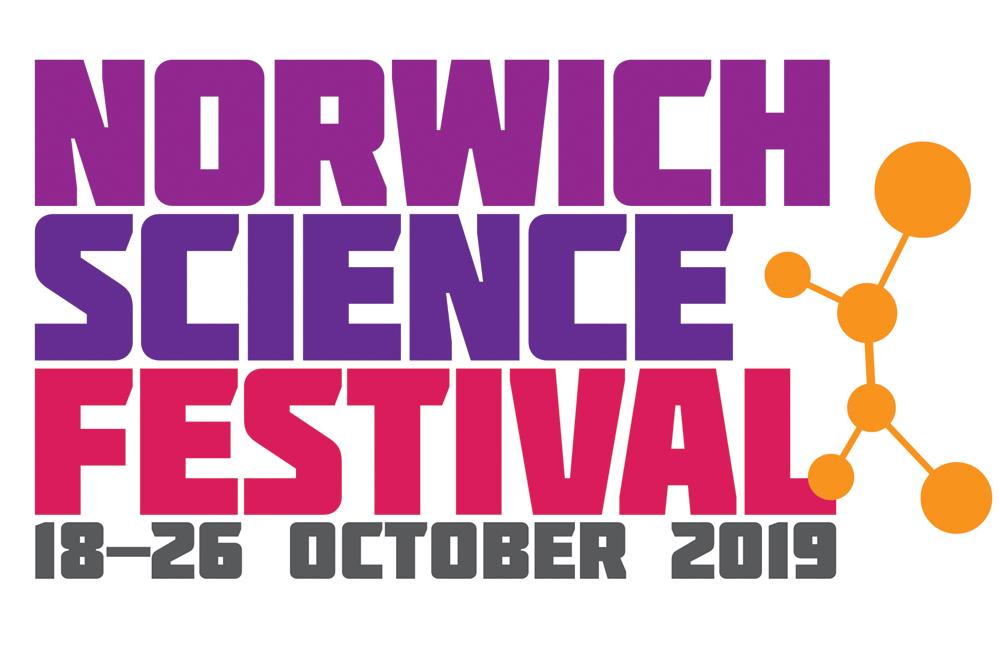 Science festival logo 2019