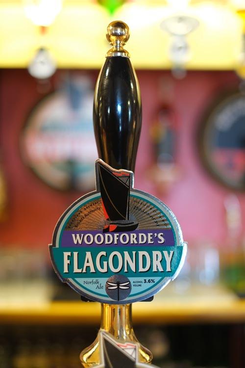 Flagondry