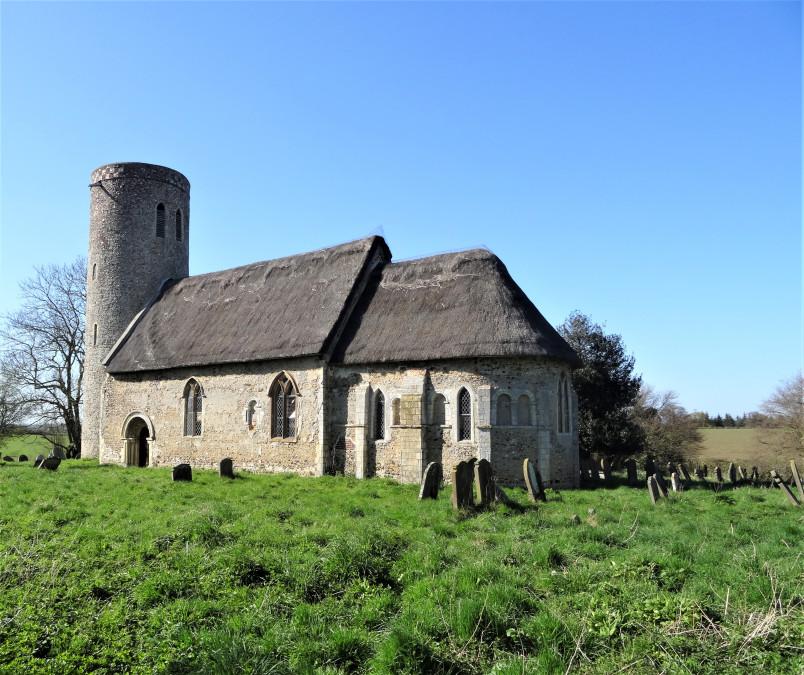 St Margaret Hales