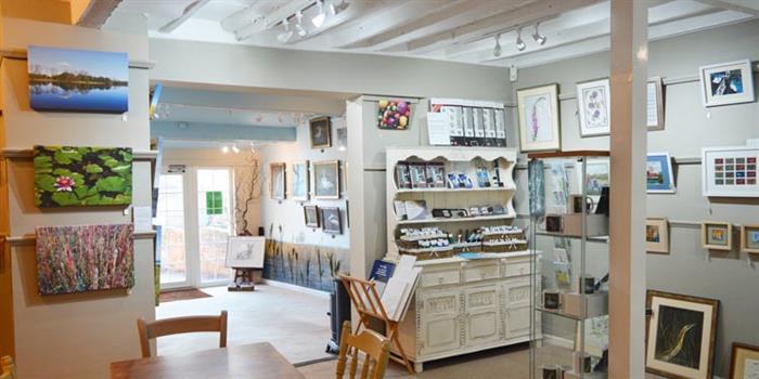 Artisan shops
