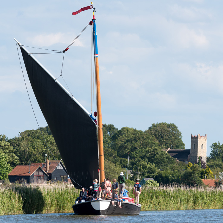 Wherry Albion © James Bass